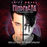 Criss Angel MINDFREAK Las Vegas