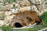 Entrée de Carlsbad Cavern