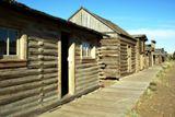 La 1ère maison fût le refuge de Butch Cassidy