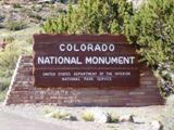 Entrée de Colorado NM