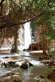 Aux pieds de Mooney Falls