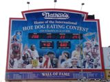Contest de Hot Dog Coney Island