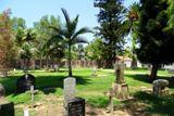 Mission San Luis Rey de Francia, cimetière