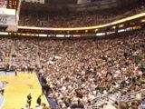 La salle des Utah Jazz