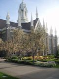 Assembly Hall sur Temple Square