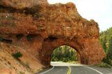 Tunnel sur l'UT12