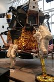 Air and Space Museum : Lune