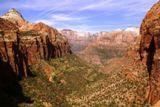 Photos/Images de Zion Canyon - Zion National Park
