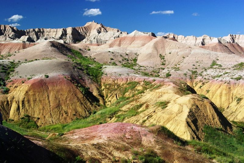 Yellow Mounds Overlook