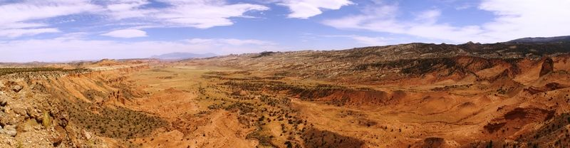 Upper South Desert Overlook