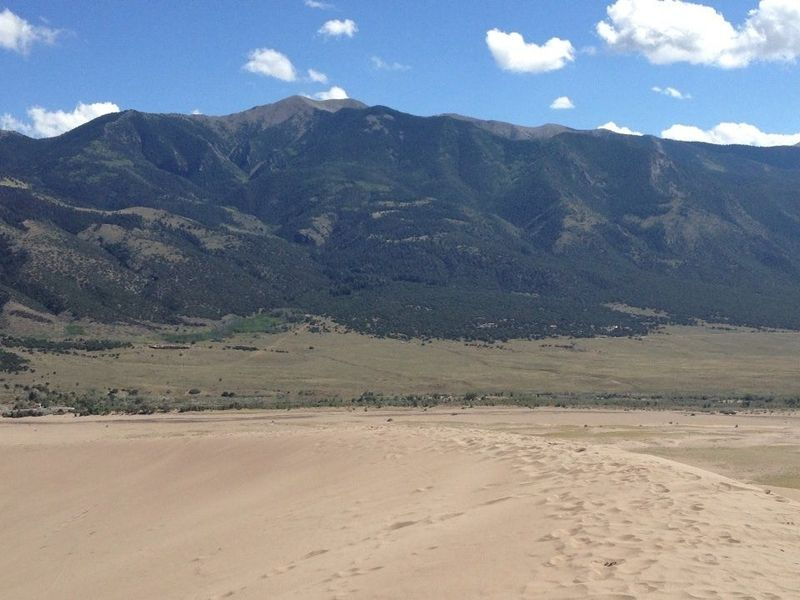 Great Sand Dunes NP - High Dune