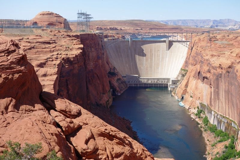Glen Canyon Dam Overlook