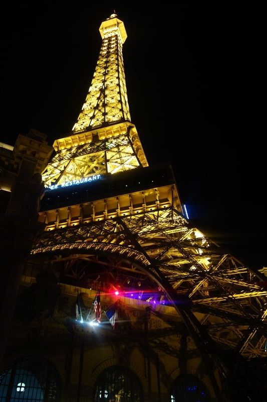 Eiffel Tower Observation Deck