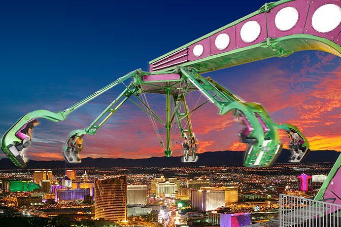 Attractions Stratosphere