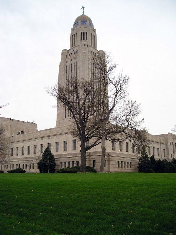 Nebraska State Capitole