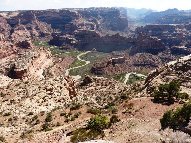 Little Grand Canyon - Wedge Overlook