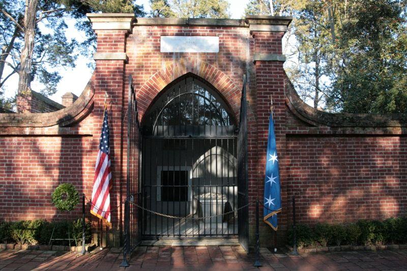 Washington's Tomb, Mount Vernon
