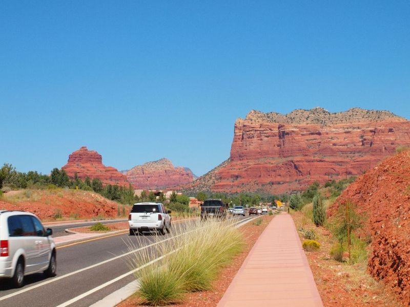 Red Rock Scenic Byway (AZ179)