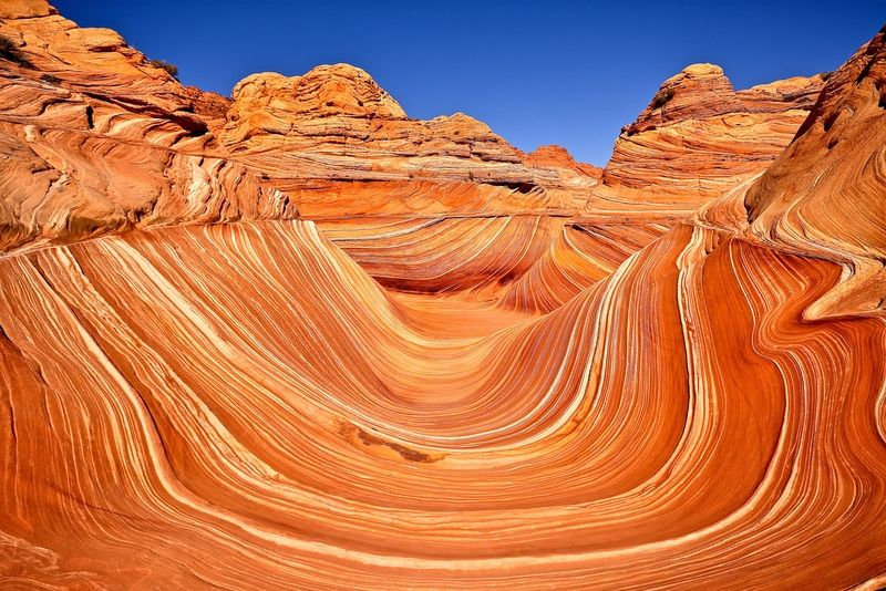 Coyote Buttes North - The Wave