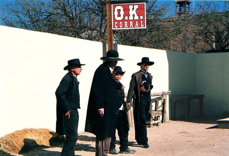 O.K. Corral Historic Complex