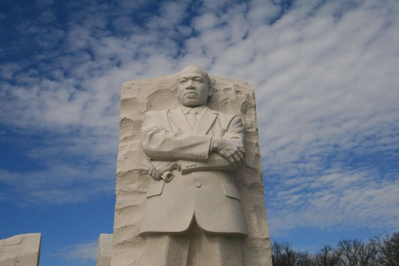 Martin Luther King Jr National Monument