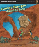 Booklet Junior Ranger Program à Arches NP
